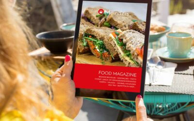 Nieuw Food Magazine