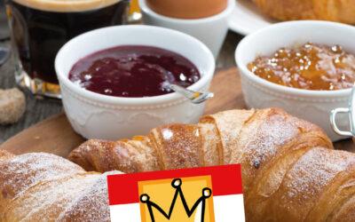 Ontbijtservice Koningsdag