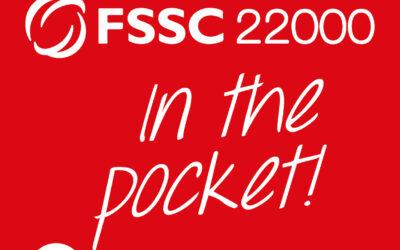 FSSC 22000 gecertificeerd